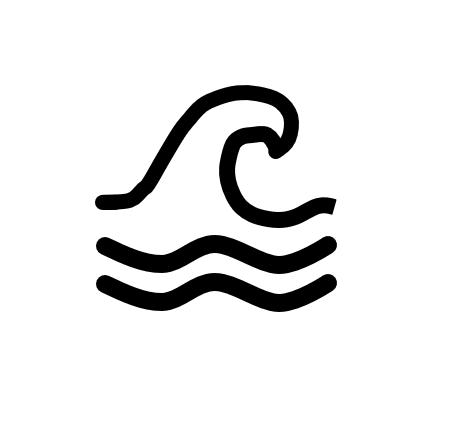 Big Wave icon by Kernow Coasteering in Cornwall