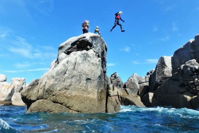 Cornwall and the Isles of Scilly's best coasteering experiences.