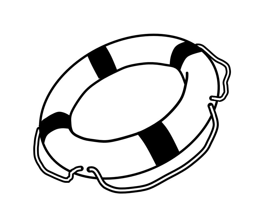 Life ring icon by Kernow Coasteering