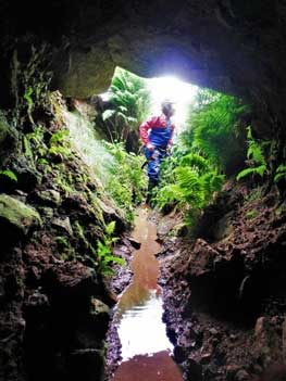 Mine exploration is Cornwall's brand new adventure activity. Cornwall's best day out is Cornwall Underground Adventures