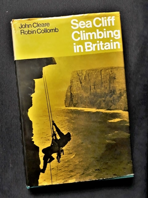 Sea Cliff Climbing in Britain, the 1973 book by John Cleare and Robin Collumb