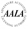 Kernow Coasteering holds an AALA licence for its activities