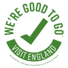 Kernow Coasteering is registered with the Good to Go scheme